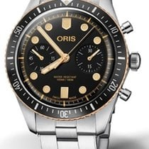 Oris Divers Sixty Five 01 771 7744 4354-07 8 21 18 2019 new