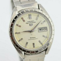 Seiko 5 Sports Steel 38mm Silver No numerals United States of America, California, San Diego