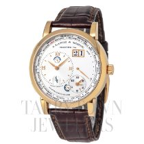 A. Lange & Söhne 116.032 Rose gold 2019 Lange 1 42mm pre-owned United States of America, New York, Hartsdale