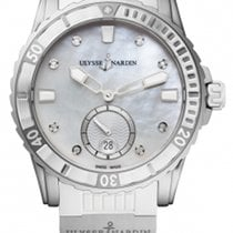 Ulysse Nardin Lady Diver new Automatic Watch with original box and original papers 3203-190-3/10