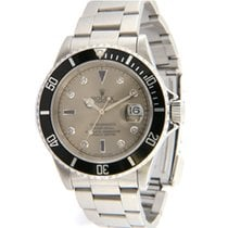 Rolex Submariner Date 40mm Silver