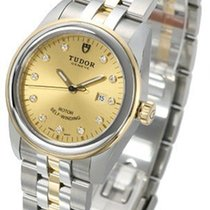 Tudor Glamour Date M53003-0006 2020 new