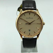 Jaeger-LeCoultre Master Ultra Thin Date Or rose 40mm Champagne