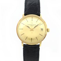 Eterna Yellow gold Automatic pre-owned Matic