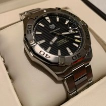 TAG Heuer WAY2010.BA0927 Steel 2018 Aquaracer 300M 43mm pre-owned United States of America, Texas, Austin