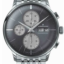 Junghans Meister Chronoscope Steel 40.7mm No numerals United States of America, Florida, Naples