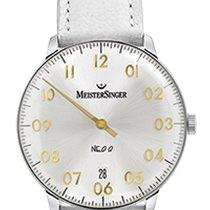 Meistersinger Acciaio 36mm Quarzo NQ901G - MEISTERSINGER Neo NEU - Single-hand watch nuovo Italia, VI - VICENZA