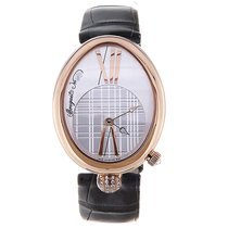 Breguet Reine de Naples Rose gold 34.95mm Silver United Kingdom, London