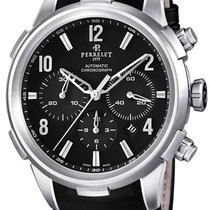 Perrelet Steel Automatic A1069.2 new