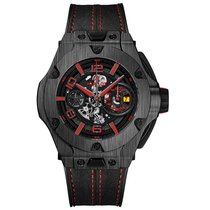 Hublot Big Bang Ferrari Chronograph Unico Carbon