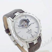 Edox Grand Ocean Steel 40mm Silver