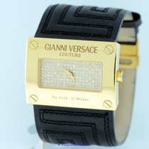 Versace V-Couture Gold Diamond Ladies 71Q00SD91F-S01