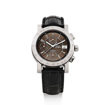Girard Perregaux | A Stainless Steel Automatic Chronograph...