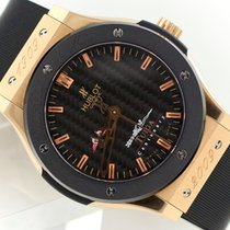 Hublot Classic Fusion 45mm YACHT CLUB DE MONACO ROSE GOLD LIMITED
