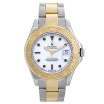 Rolex Midsize Yacht - Master 35mm Two-Tone Watch 68623