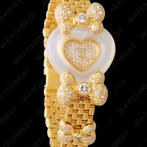 萧邦 金/鋼 石英 mother-of-pearl and diamond-set wristwatch CHOPARD 二手 臺灣, Kaohsiung