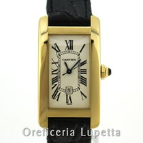 Cartier Tank Americaine Misura Media 1725