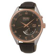 Seiko Steel 42mm SRN070P1 new