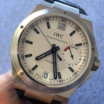 IWC Big Ingenieur 7 Days Platinum Limited to 500 pcs.45.5mm
