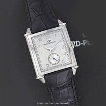 Girard Perregaux Vintage 1945 Steel 36.2mm Silver United States of America, New York, Airmont