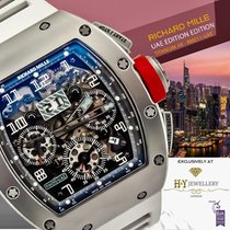 Richard Mille UAE Edition Limited Edition of 7 pieces Titanium...
