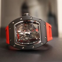 Richard Mille Titanium 49.9mm Manual winding Rm055 new