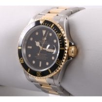 Rolex Submariner Date occasion 40mm Or/Acier
