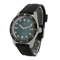 Oris new Automatic Luminescent Hands 42mm Steel Sapphire crystal