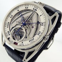 De Bethune Titanium 45mm Manual winding DB28STTS1PN pre-owned