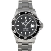 Rolex 16800 Steel 1983 Submariner Date 40mm pre-owned United States of America, Maryland, Baltimore, MD