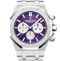 Audemars Piguet Royal Oak Chronograph new 2020 Automatic Chronograph Watch with original box and original papers 26331BC.GG.1224BC.01