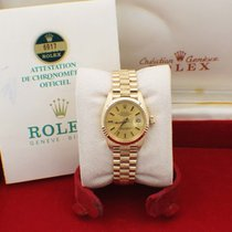 Rolex Lady-Datejust Yellow gold 26mm Champagne United States of America, California, San Diego