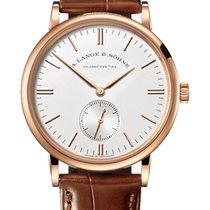 A. Lange & Söhne 219.032 Rose gold 2020 Saxonia 35mm new