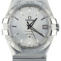 Omega Constellation Ladies Steel 35mm Silver United States of America, Illinois, BUFFALO GROVE