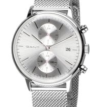 Gant Steel 41mm Quartz GTAD08900299I new