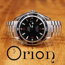 Omega 2200.51.00 Acier 2012 Seamaster Planet Ocean occasion