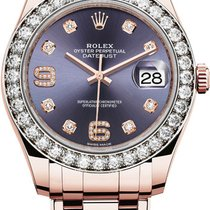 Rolex Pearlmaster Rose gold 39mm Purple United States of America, Massachusetts, Andover