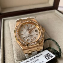 Audemars Piguet Royal Oak Lady Roségold 33mm Deutschland, Straßlach-Dingharting