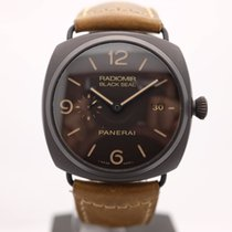 Panerai Aluminum Automatic Brown 45mm pre-owned