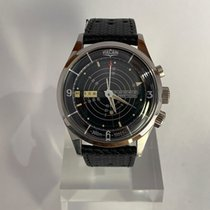 Vulcain Nautical Steel Black