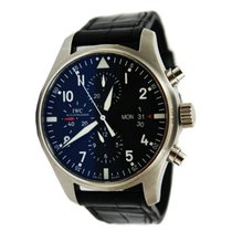 IWC Pilot Chronograph IW377701 2015 pre-owned