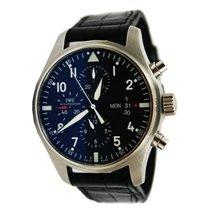 IWC Pilot Chronograph IW377701 Çok iyi Çelik 43mm Otomatik Türkiye, Istanbul