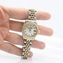 Rolex Gold/Steel 26mm Automatic Lady-Datejust pre-owned