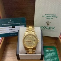 Rolex Day-Date 1807 pre-owned