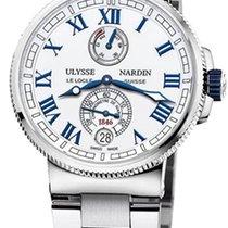 Ulysse Nardin Marine Chronometer Manufacture 1183-126-7M/40 pre-owned