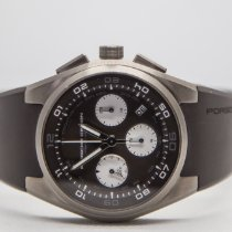Porsche Design pre-owned Automatic 44mm Sapphire Glass Not water resistant