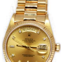 Rolex Day-Date 36 18038 1988 pre-owned