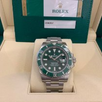 Rolex Submariner Date new 2019 Automatic Watch with original papers 116610LV