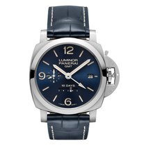 Panerai Luminor 1950 10 Days GMT new 2020 Automatic Watch with original box and original papers Pam00986