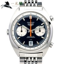 Heuer Steel 38mm Automatic 29TAGOLD(1553) pre-owned